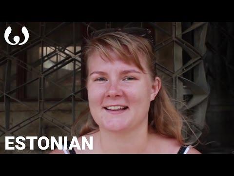 WIKITONGUES: Liisi speaking Estonian