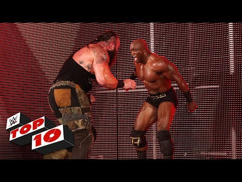 Top 10 Raw Moments: WWE Top 10, July 1, 2019