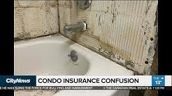 Owner surprised repairs not covered by condo insurance