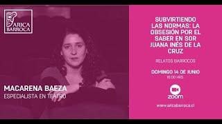 Ponencia Barroca - Subvirtiendo las normas. La obsesión por el saber en Sor Juana Inés de la Cruz