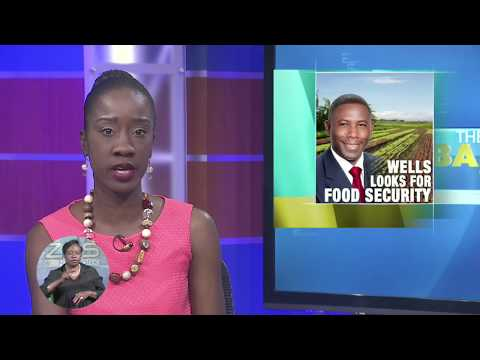 AGRICULTURE MINISTER ON FOOD SECURITY