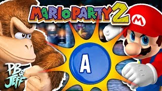Mario Party 2: Horror Land with the Editors | How 2 Button Mash (Part 1)