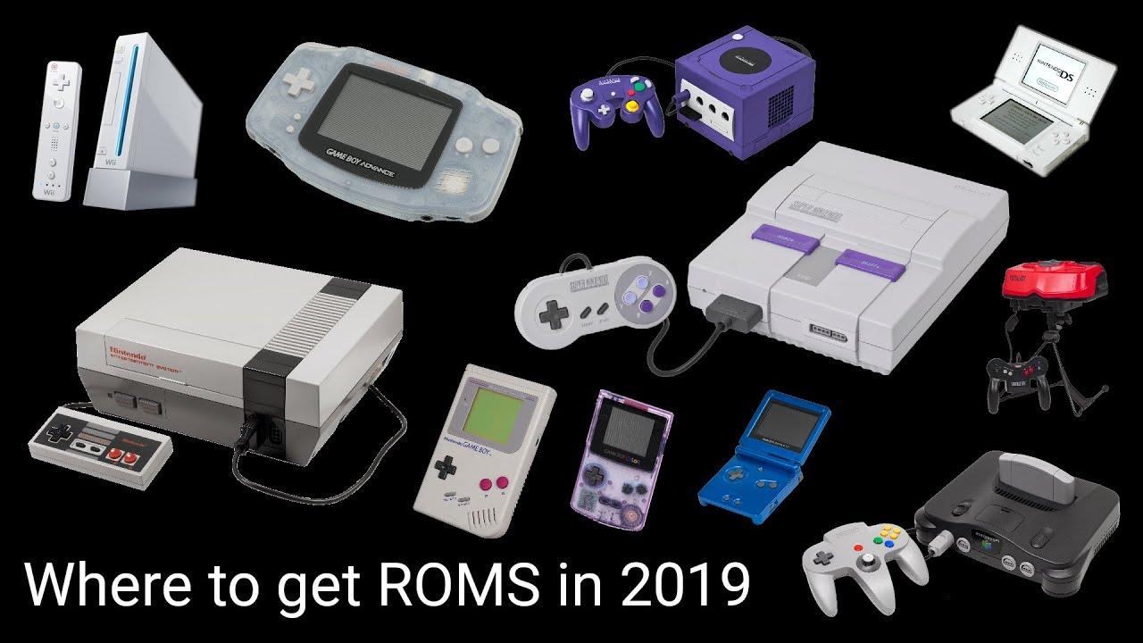 Where to find Nintendo Roms in 2019 (Updated)