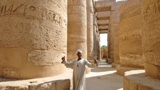 Karnak Temple Egypt with Bunnik Tours
