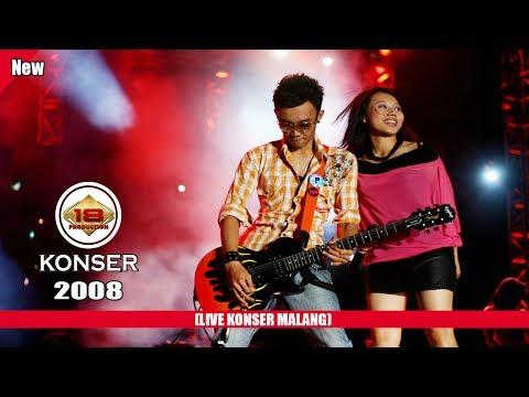 AKSI KEREN DARI BAND DAERAH 'COVER' | ROCK BERGEMA  (LIVE KONSER MALANG 2008)