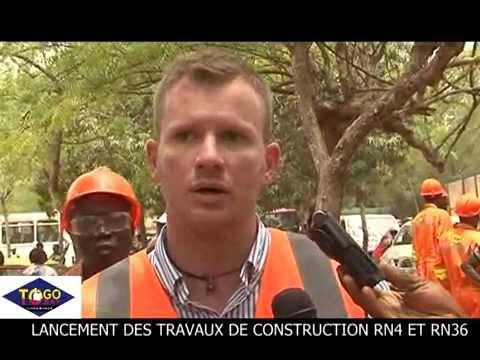 Togo : La route du développement