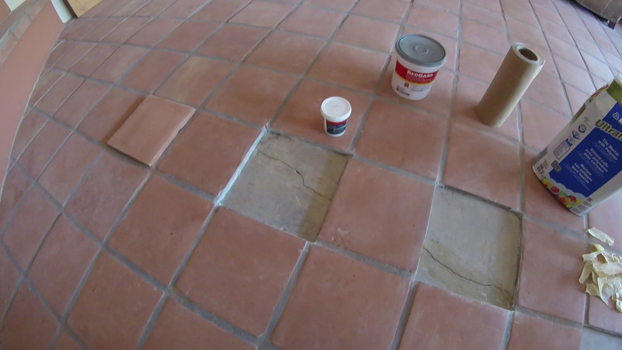 saltillo tile part 3 foundation crack isolation hd