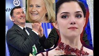 Чайковская: Медведева сделала огромную ошибку, уйдя от Тутберидзе