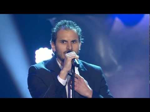 Gianni Pontillo - You Know My Name - Blind Audition - The Voice of Switzerland 2013