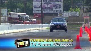 road test 2011 bmw 5 series