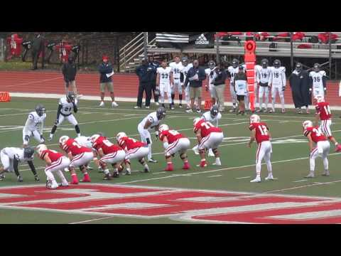 Robert Morris Colonials vs Sacred Heart Pioneers - Football Video Highlights - October 11, 2014