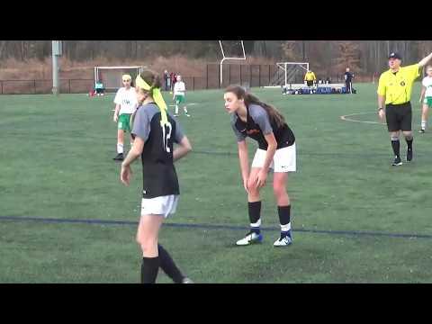 Richmond Strikers 2005 Elite Girls vs PA Classics Academy  2/24/2018 1st Half