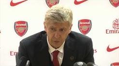 Arsene Wenger: Blick auf die Tabelle frustrierend | FC Arsenal - West Bromwich Albion 1:0
