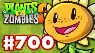 700th Episode LIVE! - Plants vs. Zombies 2 - Gameplay Walkthrough Part 700