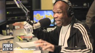 Kendrick Lamar, Dr. Dre and Big Boy's Neighborhood interview