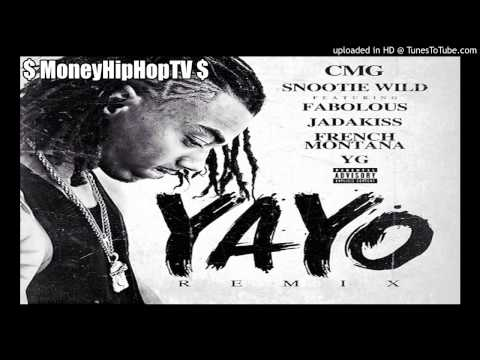 Snootie Wild - Yayo (Remix) Ft Fabolous, Jadakiss, French Montana & YG.