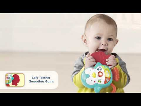 VTech Infant & Preschool: Lil' Critters Sing & Smile Teether
