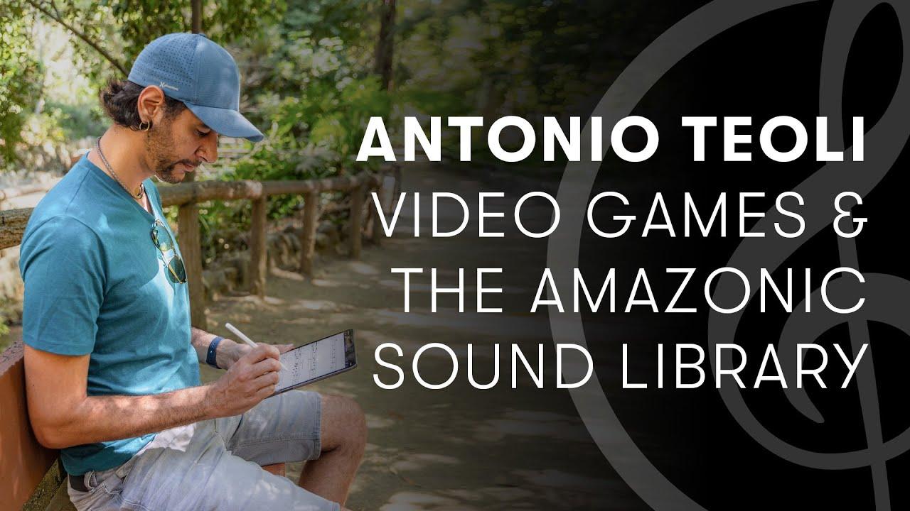 Interview with Antonio Teoli on AVID's website