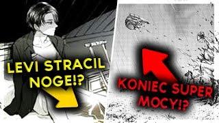 CZY LEVI STRACIŁ SWOJĄ MOC!? SMUTNA MŁODOŚĆ ZEKE'A! - Attack On Titan