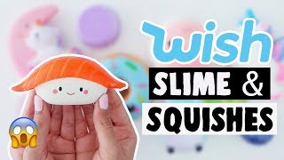 100% HONEST WISH SLIME & SQUISHIES REVIEW!