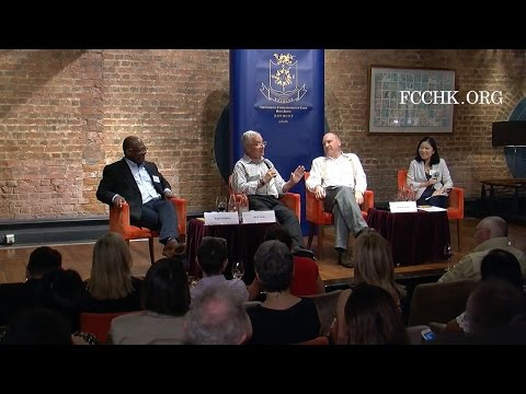 2017.05.18 Club Panel: Looking Back at the Hong Kong Handover Coverage 20 years on