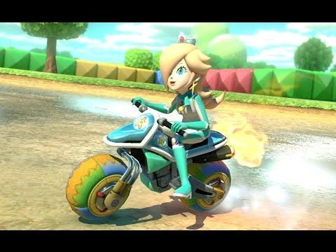 Mario Kart 8 Deluxe - 200cc Banana Cup (Rosalina Gameplay)