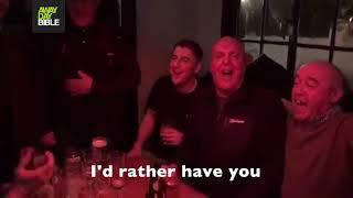 Liverpool's Sam Allardyce song in Brighton