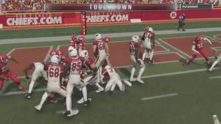 Madden 17 :: Playing A Top 70 Player! Cardinals Vs. Chiefs ::  Madden NFL 17 Online Gameplay