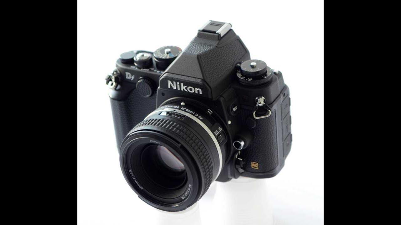 Nikon Df, hands on