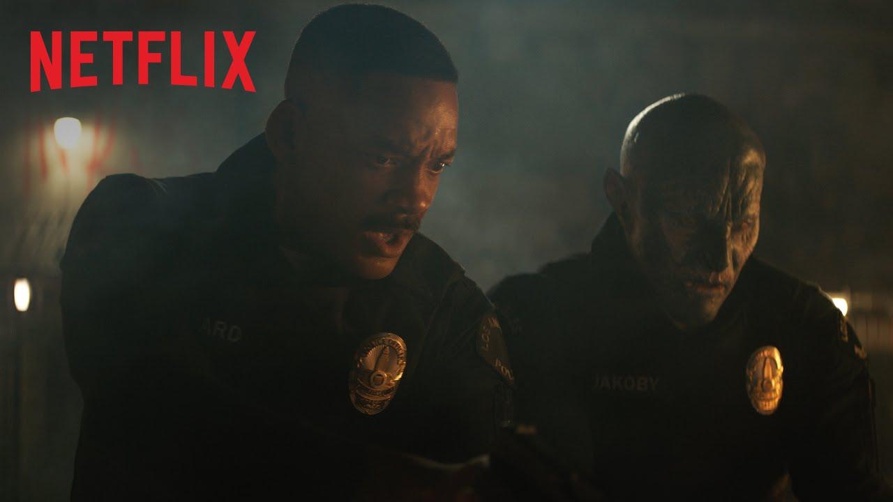 Bright | Bande-annonce VOSTFR | Netflix France