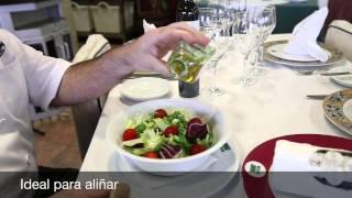 Maquinaria para industria vinagrera GranValle