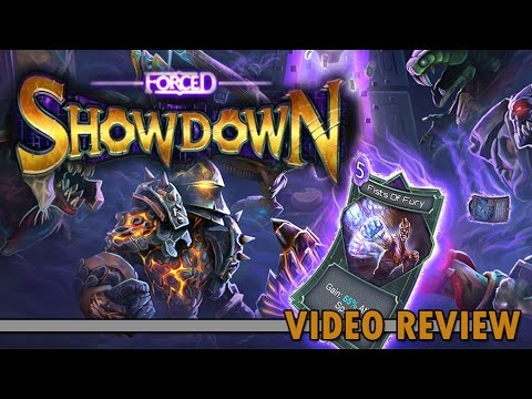 Review: Forced Showdown (Steam) - Defunct Games