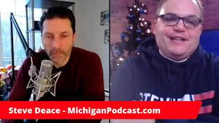 College Football Playoff Talk with Steve Deace / OHIO STATE-CLEMSON
