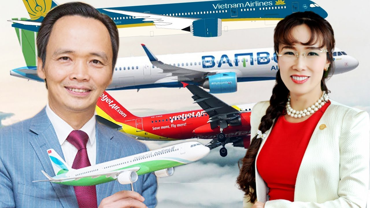 Bamboo Airway, Vietjet Air, Vietnam Airlines Đặt Hàng Tổng Cộng Bao Nhiêu Máy Bay?