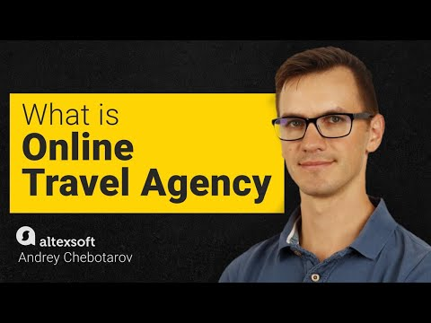 What is online travel agency and how does it work?