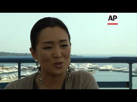 NEW ACTRESS GONG LI ON COLLABORATIONS BETWEEN US AND CHINESE CINEMA