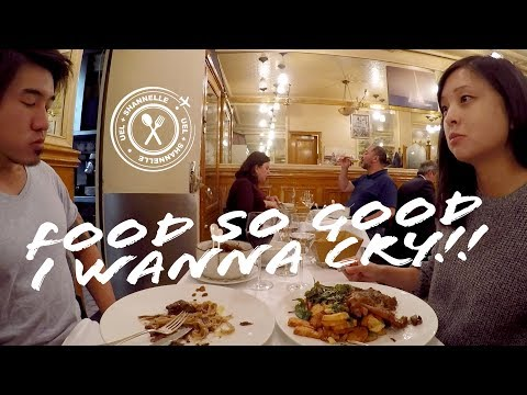 PARIS || Ep 3 || THE BEST MEAL OF OUR LIVES!!!