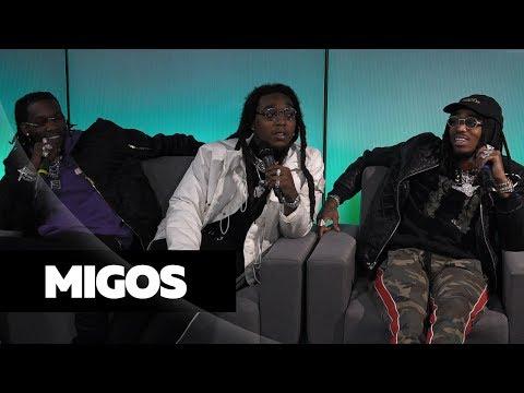 Migos Guarantees A Grammy Win + Secret Tracks w/ Kanye West?