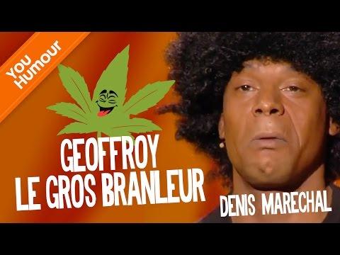 DENIS MARECHAL - Geoffroy le gros branleur