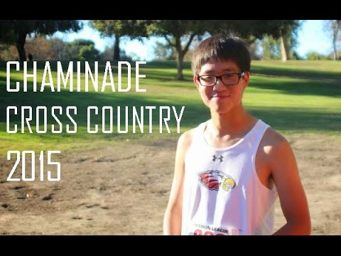 Chaminade High School Cross Country 2015 Promo