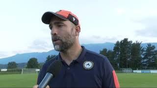 Udinese - Al Wasl   11 Agosto 2019   Intervista Post Partita Tudor