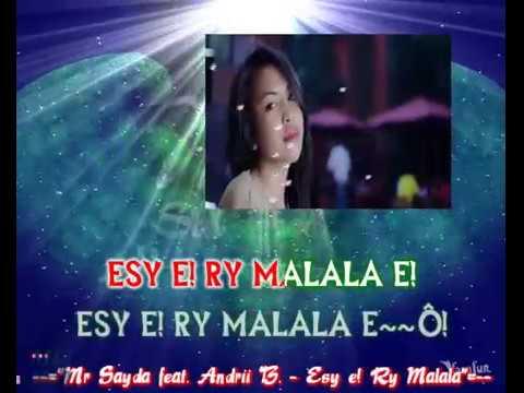 Mr SAYDA Feat  Andrii Blame   ESY E! RY MALALA G V Lyric
