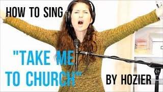 How To Sing That Song: