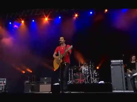 Gavin Rossdale - Forever May You Run (live in Rock am Ring 2008)