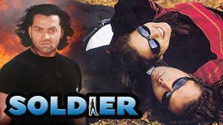 Soldier Full Movie 720p | Bobby Deol | Preity Zinta | Rakhee | facts and story