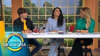 ¡Kristal Silva te revela su dieta para que luzcas fabulosa como ella! | Venga La Alegría