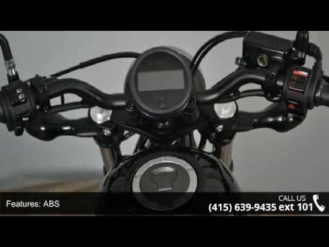 2017 Honda Rebel 300 ABS - SF Moto - San Francisco, CA 94103