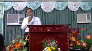 Born Again Pastor became Seventh Day Adventist