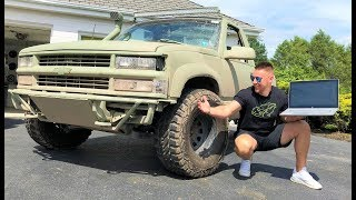 I SOLD MY CORVETTE AND MCLAREN To Make Cheap Truck Videos!?! HERE'S WHY (I'm Not Crazy)