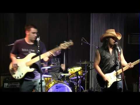 Gugun Blues Shelter - Set My Soul On Fire @ Mostly Jazz 06/04/12 [HD]